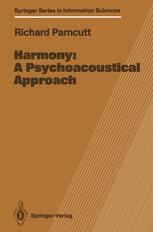 Harmony: A Psychoacoustical Approach