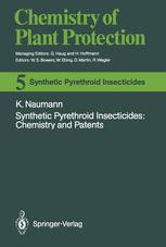 Synthetic Pyrethroid Insecticides: Chemistry and Patents