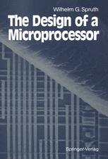 The Design of a Microprocessor