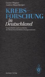 Krebsforschung in Deutschland
