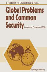 Global Problems and Common Security