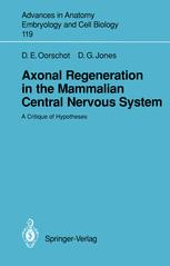 Axonal Regeneration in the Mammalian Central Nervous System