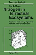 Nitrogen in Terrestrial Ecosystems