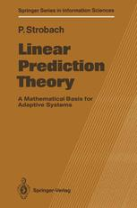 Linear Prediction Theory