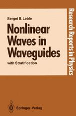 Nonlinear Waves in Waveguides