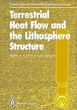 Terrestrial Heat Flow and the Lithosphere Structure