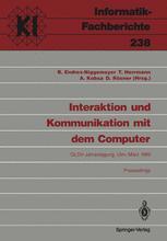 Interaktion und Kommunikation mit dem Computer