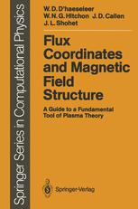 Flux Coordinates and Magnetic Field Structure