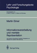 Informationsverarbeitung und mentale Repräsentation