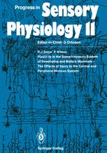Plasticity in the Somatosensory System of Developing and Mature Mammals — The Effects of Injury to the Central and Peripheral Nervous System