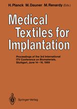 Medical Textiles for Implantation