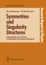 Symmetries and Singularity Structures