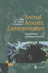 Animal Acoustic Communication