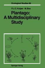 Plantago: A Multidisciplinary Study