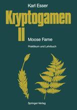 Kryptogamen II Moose · Farne