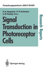 Signal Transduction in Photoreceptor Cells