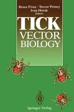 Tick Vector Biology