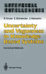 Uncertainty and Vagueness in Knowledge Based Systems