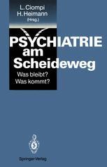 Psychiatrie am Scheideweg