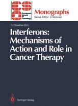 Interferons: Mechanisms of Action and Role in Cancer Therapy