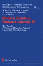 Modern Trends in Human Leukemia IX