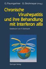 Chronische Virushepatitis und ihre Behandlung mit Interferon alfa