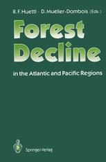 Forest Decline in the Atlantic and Pacific Region