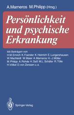 Persönlichkeit und psychische Erkrankung