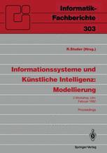 Informationssysteme und Künstliche Intelligenz: Modellierung