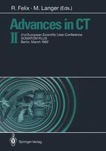 Advances in CT II