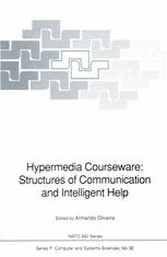 Hypermedia Courseware: Structures of Communication and Intelligent Help
