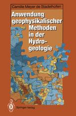 Anwendung geophysikalischer Methoden in der Hydrogeologie