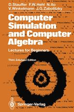 Computer Simulation and Computer Algebra