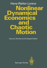 Nonlinear Dynamical Economics and Chaotic Motion