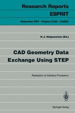 CAD Geometry Data Exchange Using STEP