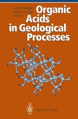 Organic Acids in Geological Processes