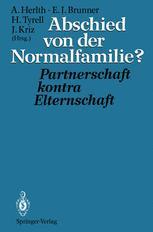 Abschied von der Normalfamilie?