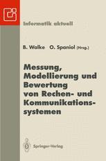 Messung, Modellierung und Bewertung von Rechen- und Kommunikationssystemen