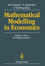 Mathematical Modelling in Economics