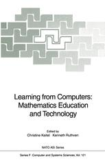 Learning from Computers: Mathematics Education and Technology