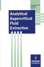 Analytical Supercritical Fluid Extraction