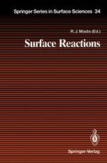 Surface Reactions