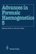 Advances in Forensic Haemogenetics