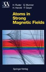 Atoms in Strong Magnetic Fields