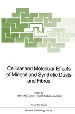 Cellular and Molecular Effects of Mineral and Synthetic Dusts and Fibres