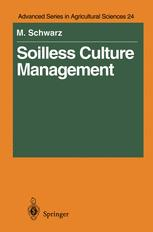 Soilless Culture Management