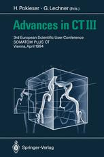 Advances in CT III