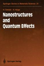 Nanostructures and Quantum Effects