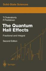 The Quantum Hall Effects