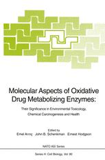 Molecular Aspects of Oxidative Drug Metabolizing Enzymes